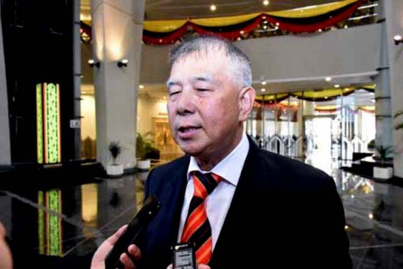 砂人联党秘书长拿督陈超耀。